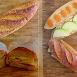 Chicken, Apple & Brie Sandwich