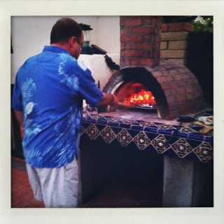 Wood Fired Pizza Night