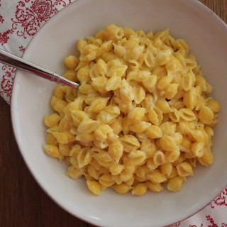 Gluten-free Stove-Top Mac & Cheese for Grown-ups