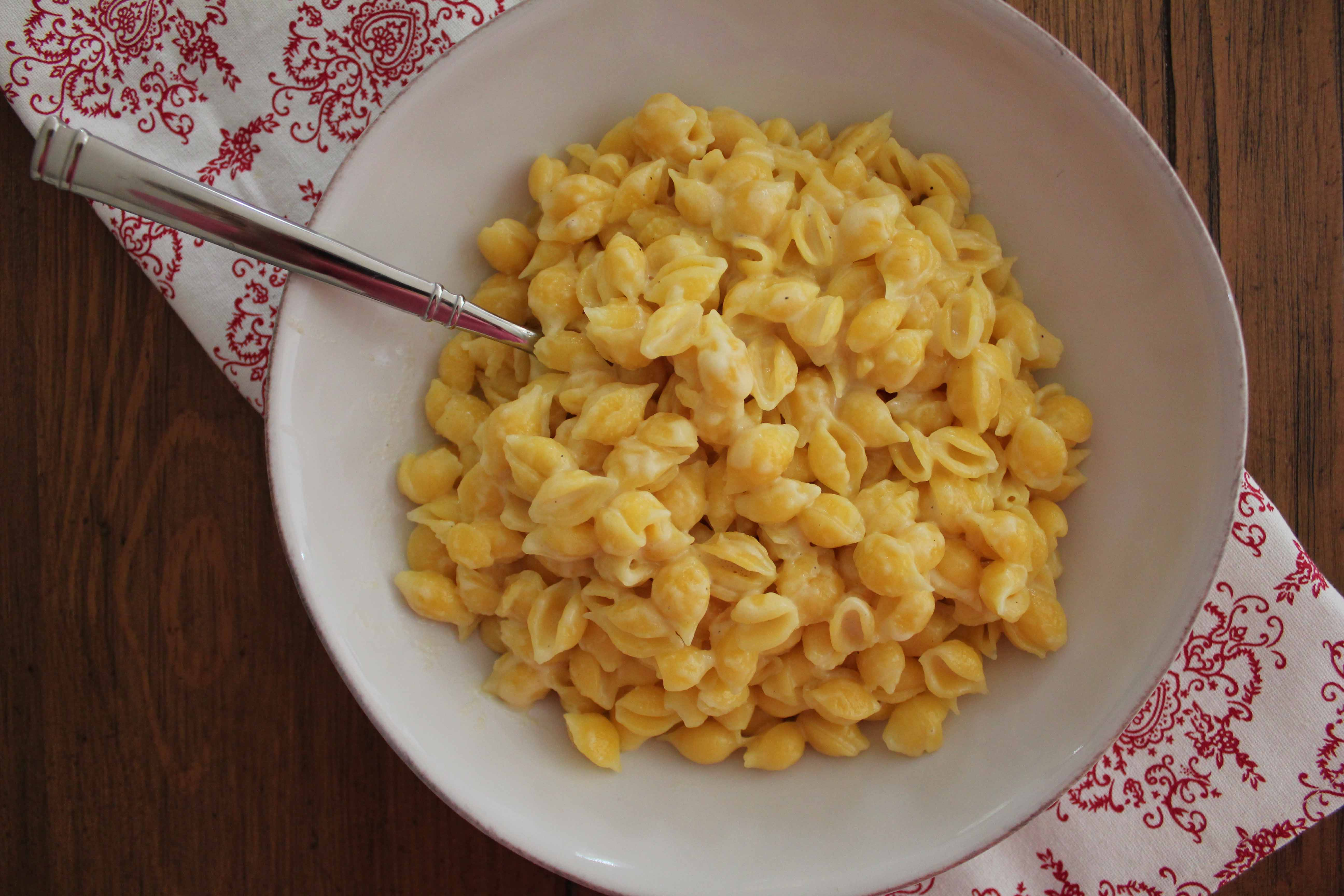 gluten free gruyère macaroni and cheese for grown ups