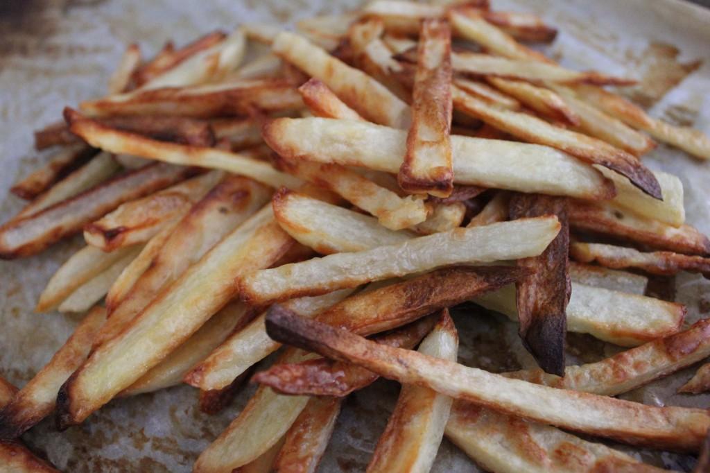 gwyneth paltrow baked fries
