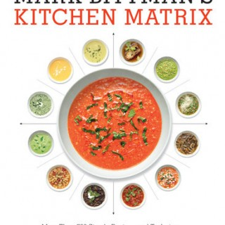 Bittman's Kitchen Matrix